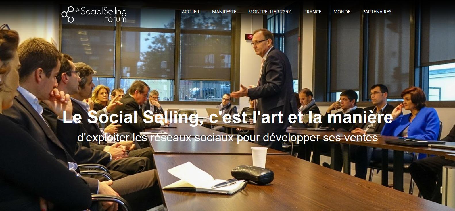 Social Selling Forum Montpellier