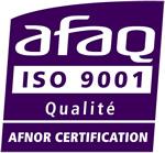 Strattitude, certifié ISO 9001
