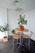 Salle de réception des locaux de Fortimelp, à Montpellier