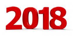 Les nouveautés de l'année 2018