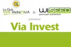 Via Invest, la première plateforme collaborative de levée de fonds locale