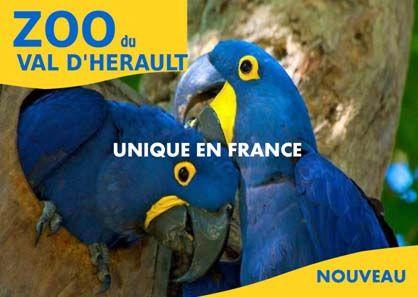Le zoo du Val d'Hérault : des emplois à venir à Saint-Thibéry en 2014