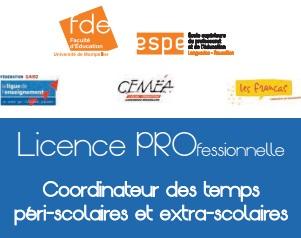 Ouverture de la licence pro « Coordinateur des temps périscolaires et extrascolaires » à Nîmes en septembre 2016