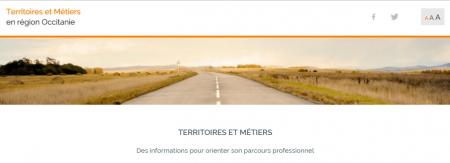 Mise en ligne du site www.territoiresmetiersenregion.fr