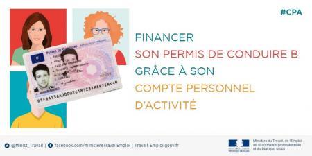 Financer son permis de conduire avec le CPF, c'est désormais possible.