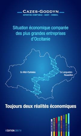Situation économique comparée des plus grandes entreprises d'Occitanie : toujours deux réalités économiques