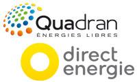 Direct Énergie en voie d'acquérir Quadran
