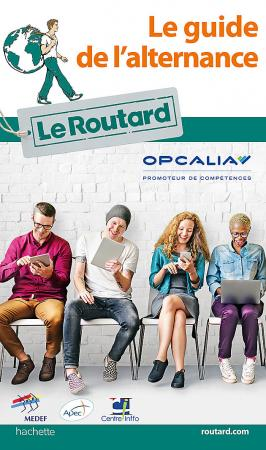 Le Routard publie un guide de l'alternance.