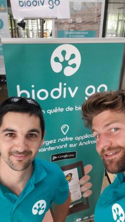 Découvrir la biodiversité en s'amusant grâce à l'application Biodiv Go de la start-up montpelliéraine Eneo