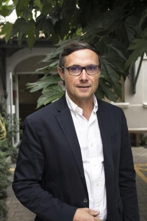 Christophe CAPARROS, nouveau DG de Passerelles Scop et des associations Passerelles Insertion et Passerelles Chantiers