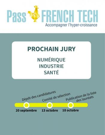 Appel à candidatures Pass French Tech