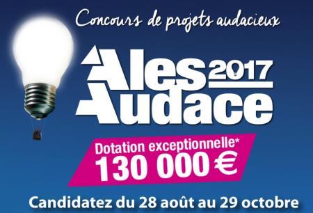 Lancement de la 6e édition du Concours Alès Audace