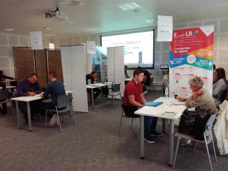 SpeedRecruiting Industrie au CFAI de Baillargues : une rencontre enrichissante pour les jeunes et pour les entreprises