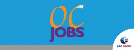 OC'JOBS, des RDV autour de l'emploi organisés en Occitanie par Pôle Emploi jusqu'au 13 octobre