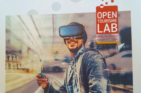 Open Tourisme Lab, le 1er accélérateur français et européen ciblé tourisme, a été lancé à Nîmes.