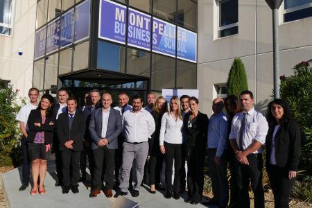 Montpellier Business School et Carrefour Hypermarchés LR signent un partenariat inédit pour la formation des salariés Carrefour.