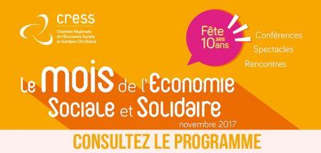 Mois de l'économie sociale et solidaire : 10 ans cette année