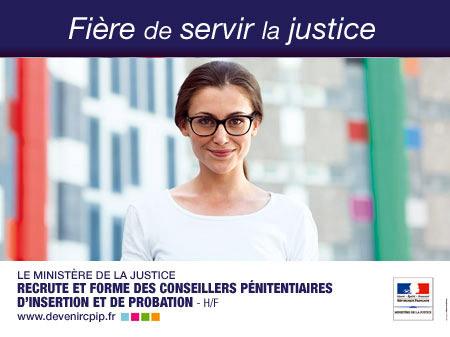 Devenez conseiller(ère) pénitentiaire d'insertion et de probation : inscription au concours avant le 24 novembre