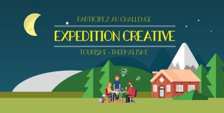 Expédition Créative : ouverture de l'appel à propositions pour les professionnels du tourisme et du thermalisme