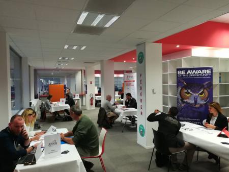 Un bilan très positif pour le Speed recruiting dédié aux métiers de l'IT et du numérique organisé le 16 novembre dernier à Montpellier