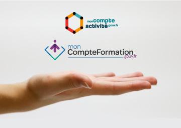 Le compte personnel de formation désormais intégré au site moncompteactivite.gouv.fr