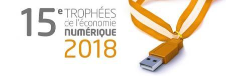 15es Trophées de l'économie numérique : inscription avant le 1er juin