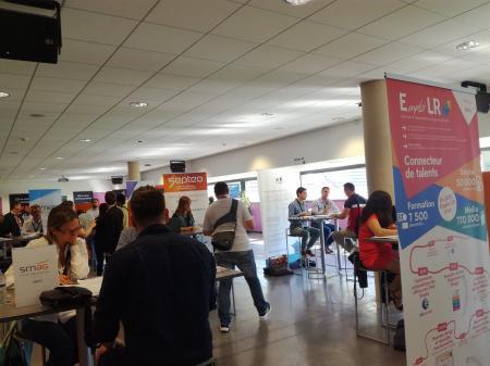 Double Speed Recruiting d'EmploiLR du 6 juin : la journée aux mille et une rencontres entre recruteurs et candidats !