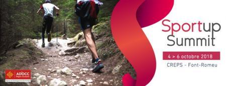 Sportup Summit 2018 : appel à candidatures avant le 5 août