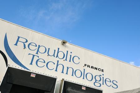 Republic Technologies investit 13,5 M€ pour s'agrandir à Perpignan.
