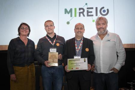 Les Trophées EnerGaïa 2018 récompensent l'entreprise héraultaise Mireio.