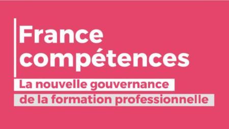 Lancement du site de France Compétences : francecompetences.fr