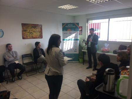 1er « Jeudi De l'Emploi » d'EmploiLR : un job meeting convivial, professionnel et efficace