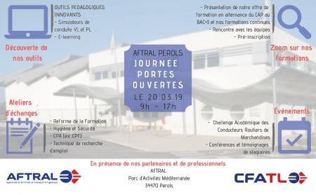 Le centre de formation AFTRAL de Pérols organise le 20 mars la 6e édition du « Challenge académique des conducteurs routiers de marchandises ».