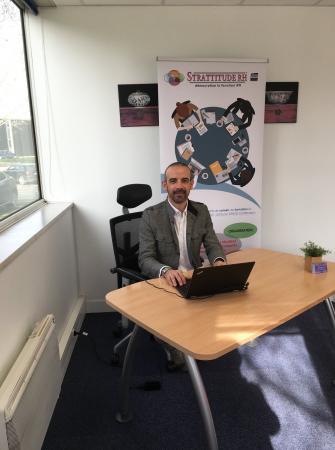 Strattitude RH a ouvert un bureau à Toulouse.
