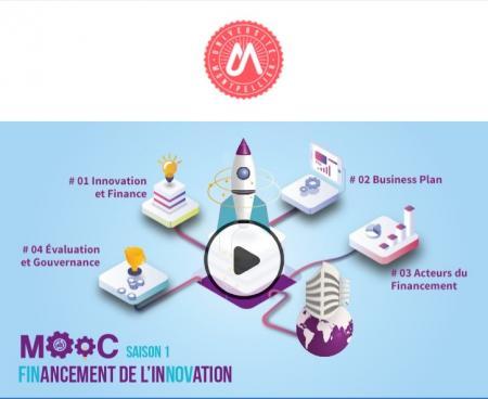 L'IAE Montpellier propose un MOOC dédié au financement de l'innovation : inscription jusqu'au 18 avril
