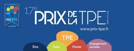 17e édition du Prix de la TPE : inscriptions jusqu'au 30 juin