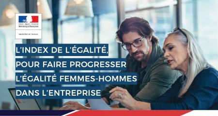 Les entreprises comptant au moins 250 salariés doivent publier leur index de l'égalité avant le 1er septembre 2019.