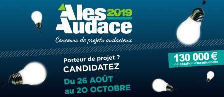 Lancement de la 8e édition du concours Alès Audace