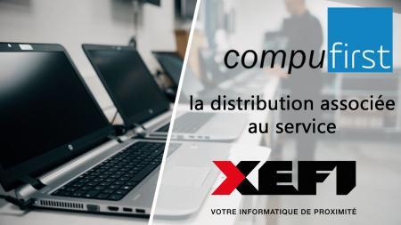 Le groupe Xefi relance l'activité de Compufirst.