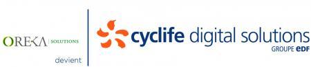 Oreka Solutions devient Cyclife Digital Solutions.