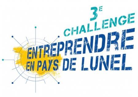 Lancement du 3e Challenge Entreprendre en Pays de Lunel : candidature avant le 17 novembre