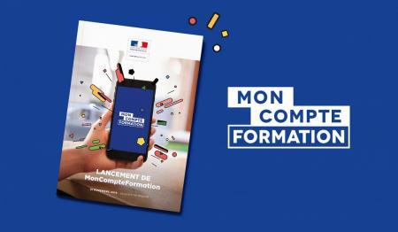 Le site moncompteactivite.gouv.fr devient moncompteformation.gouv.fr.