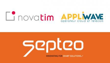 Septeo acquiert Novatim et Appliwave.