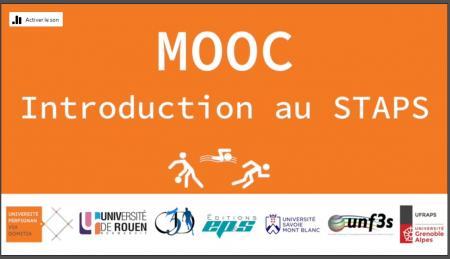L'Université Perpignan Via Domitia propose un MOOC sur une introduction aux STAPS.