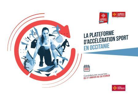 Appel à candidatures « Plateforme d'accélération sportif en Occitanie » : jusqu'au 28 février