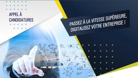2e appel à candidatures « Transformation digitale » : candidatures jusqu'au 28 février
