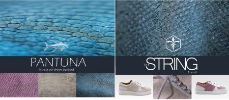 Groupe Barba innove et crée des produits à base de cuir de thon.