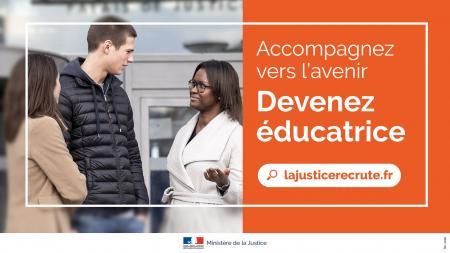 Devenez éducateur de la protection judiciaire de la jeunesse : candidatures jusqu'au 1er avril