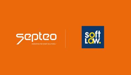 Septeo renforce son expertise dans le domaine de l'IA en acquérant SOFTLAW.