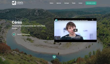 La start-up Cérès lève 400 000 € pour promouvoir le patrimoine de la flore locale.